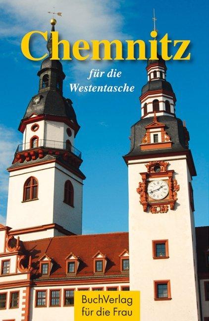 Chemnitz für die Westentasche als Buch von Chri...