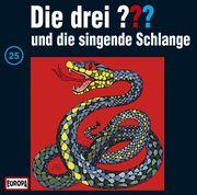 Die drei ??? 025 und die singende Schlange (drei Fragezeichen) CD
