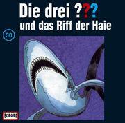 Die drei ??? 030 und das Riff der Haie (drei Fragezeichen) CD