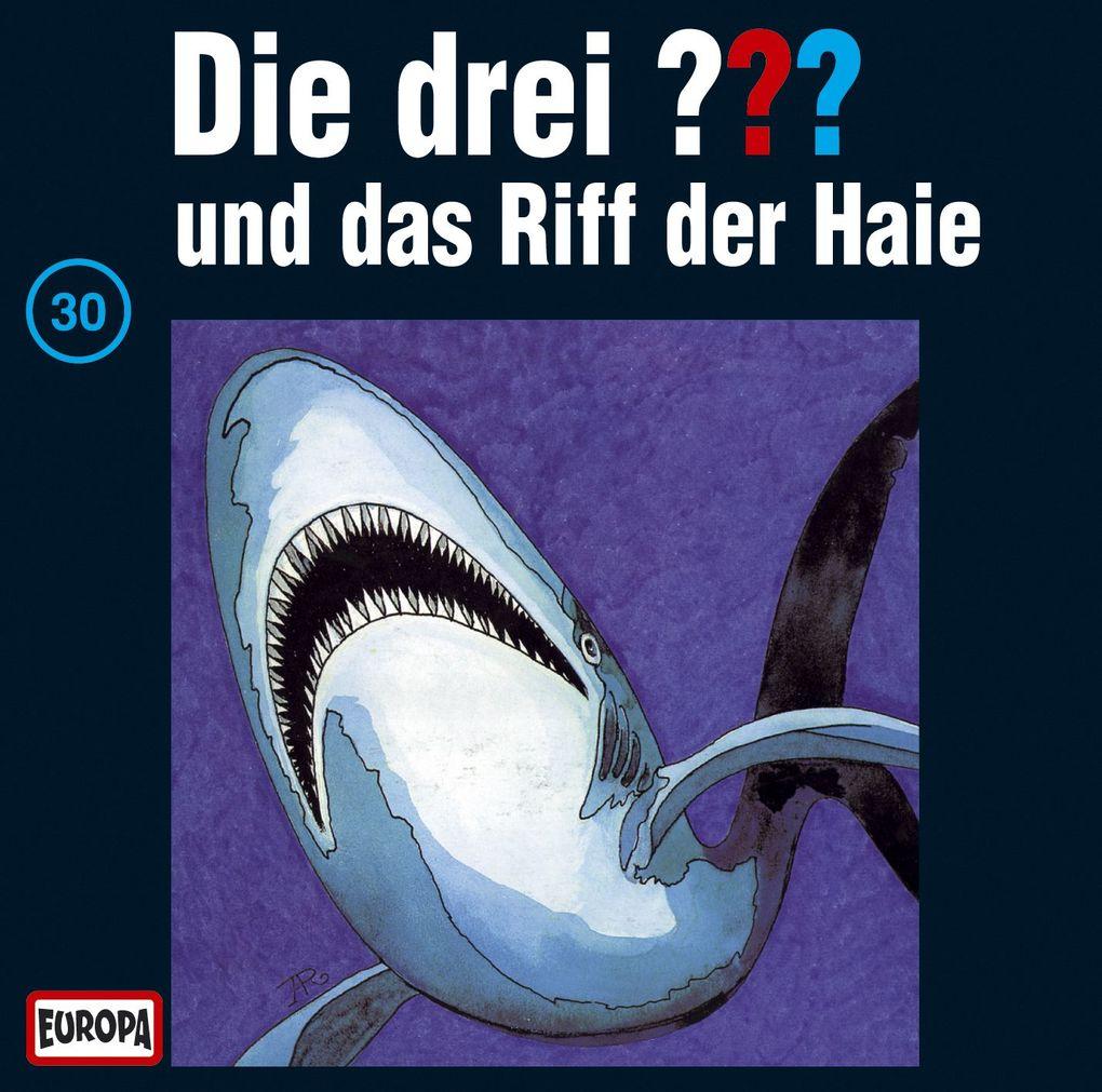 Die drei ??? 030 und das Riff der Haie (drei Fragezeichen) CD als Hörbuch