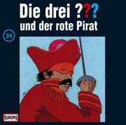 Die drei ??? 034 und der rote Pirat (drei Fragezeichen) CD