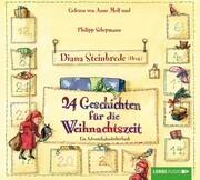 24 Geschichten für die Weihnachtszeit/3 CDs