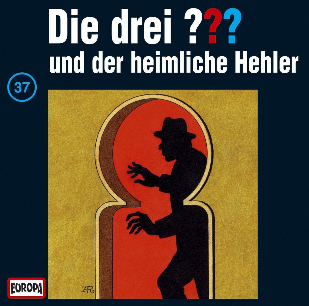 037/und der heimliche Hehler als Hörbuch