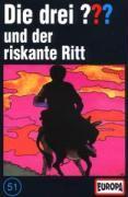 051/und der riskante Ritt als Hörbuch