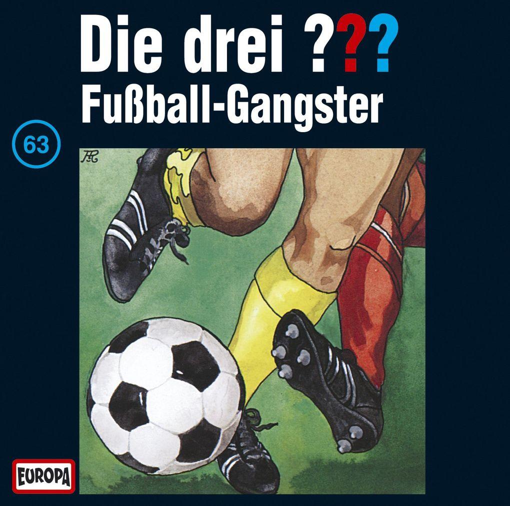 Die drei ??? 063. Fußball-Gangster (drei Fragezeichen) CD als Hörbuch