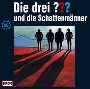 Die drei ??? 066 und die Schattenmänner (drei Fragezeichen) CD