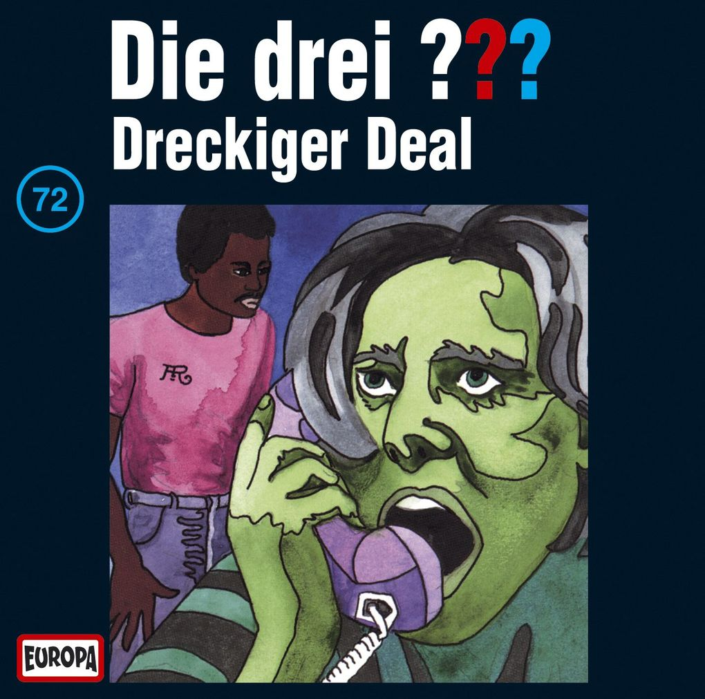 072/Dreckiger Deal als Hörbuch