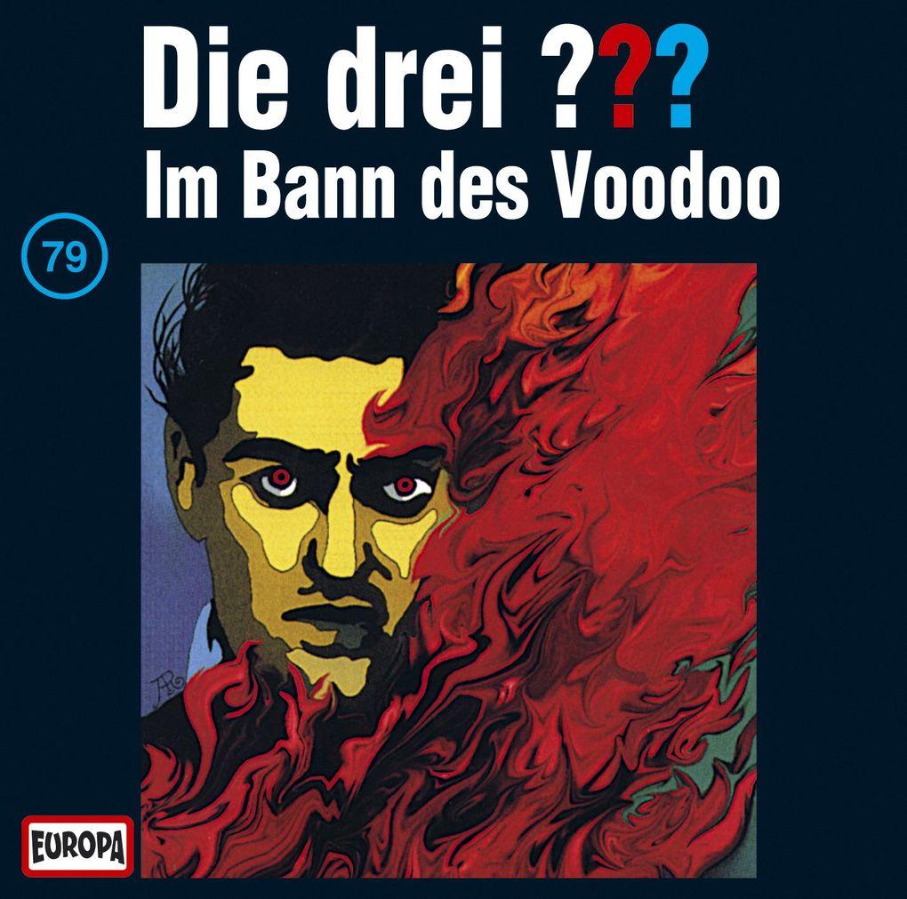 Die drei ??? 079. Im Bann des Voodoo (drei Fragezeichen) CD als Hörbuch