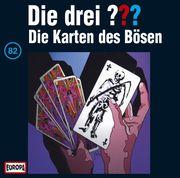 Die drei ??? 082. Die Karten des Bösen (drei Fragezeichen) CD