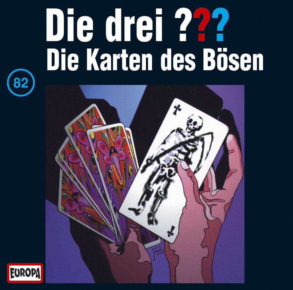 Die drei ??? 082. Die Karten des Bösen (drei Fragezeichen) CD als Hörbuch