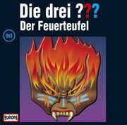 Die drei ??? 090. Der Feuerteufel (drei Fragezeichen) CD