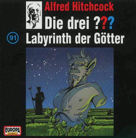 091/Labyrinth der Götter als CD
