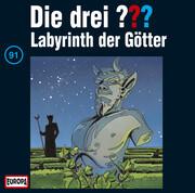 Die drei ??? 091. Labyrinth der Götter (drei Fragezeichen) CD