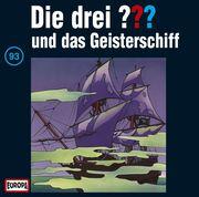 Die drei ??? 093 und das Geisterschiff (drei Fragezeichen) CD