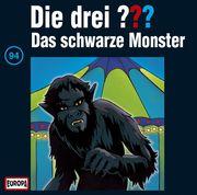 Die drei ??? 094. Das schwarze Monster (drei Fragezeichen) CD