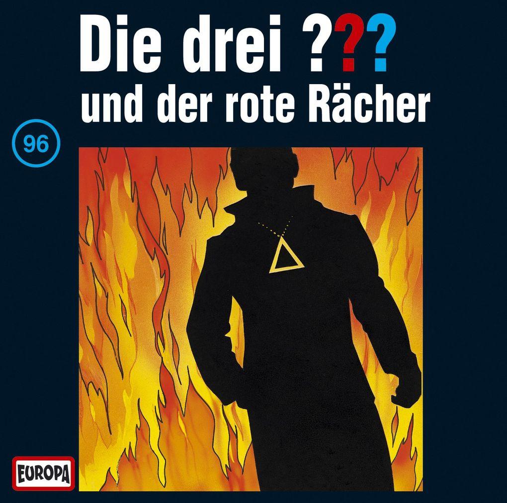 Die drei ??? 096 und der rote Rächer (drei Fragezeichen) CD als Hörbuch