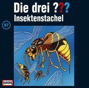 Die drei ??? 097. Insektenstachel (drei Fragezeichen) CD