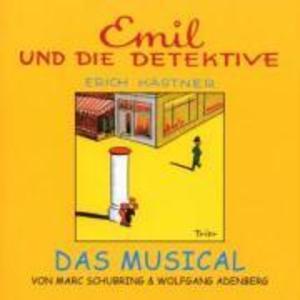 Emil und die Detektive-das Musical 1 als Hörbuch