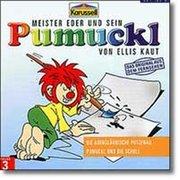 Meister Eder 03 und sein Pumuckl. Die abergläubische Putzfrau. Pumuckl und die Schule. CD