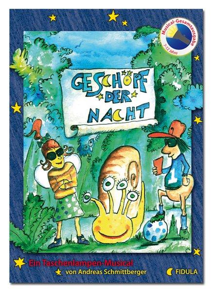 Geschöpf der Nacht (Gesamtausgabe mit Klavierst...