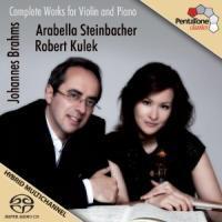 Sämtliche Werke Für Violine Und Klavier als CD