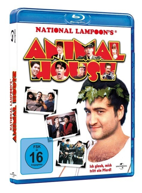 National Lampoons - Animal House - Ich glaub, m...