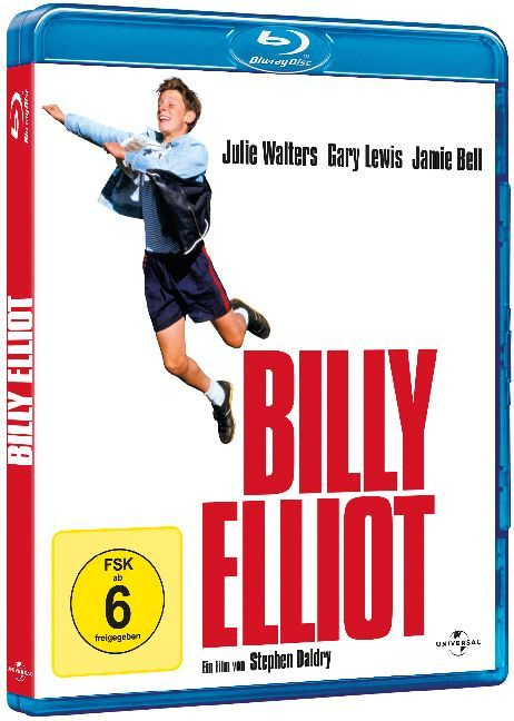 Billy Elliot - I Will Dance als Blu-ray