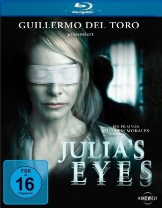 Julias Eyes als Blu-ray