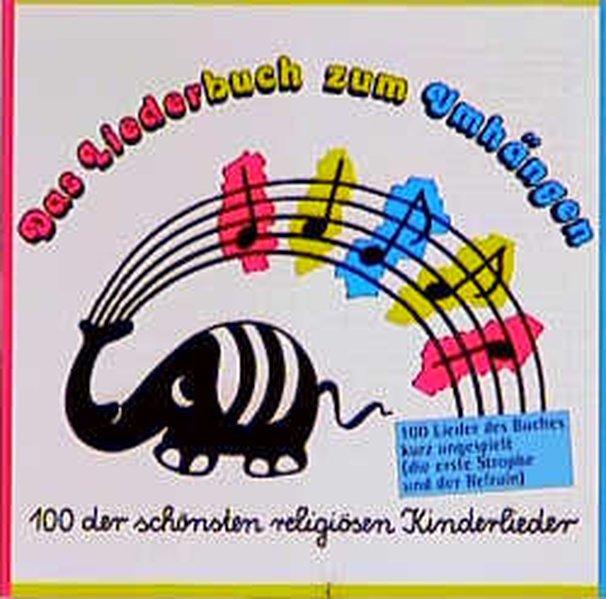 Das Liederbuch zum Umhängen 1. CD als Hörbuch