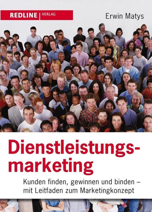 Dienstleistungsmarketing als Buch