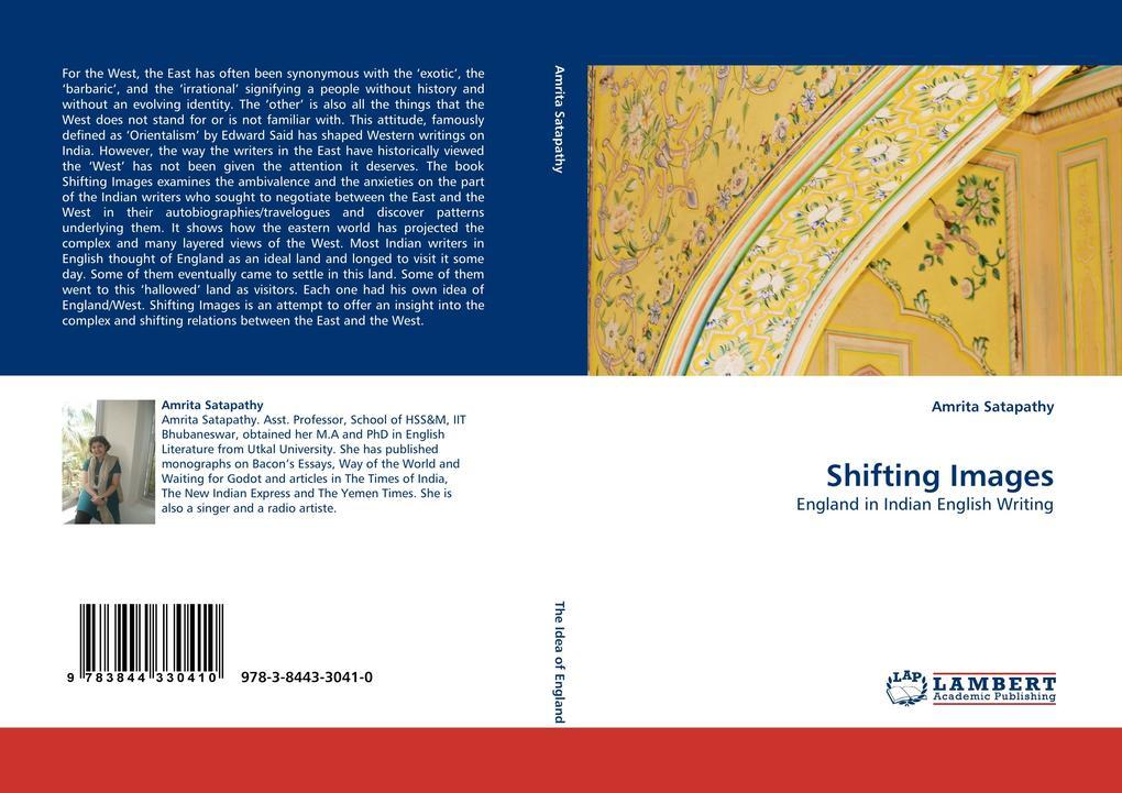 Shifting Images als Buch von Amrita Satapathy