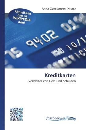 Kreditkarten als Buch von