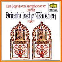 ORIENTALISCHE MÄRCHEN,FOLGE 2 als CD