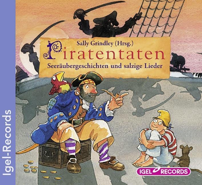 Piratentaten. CD als Hörbuch