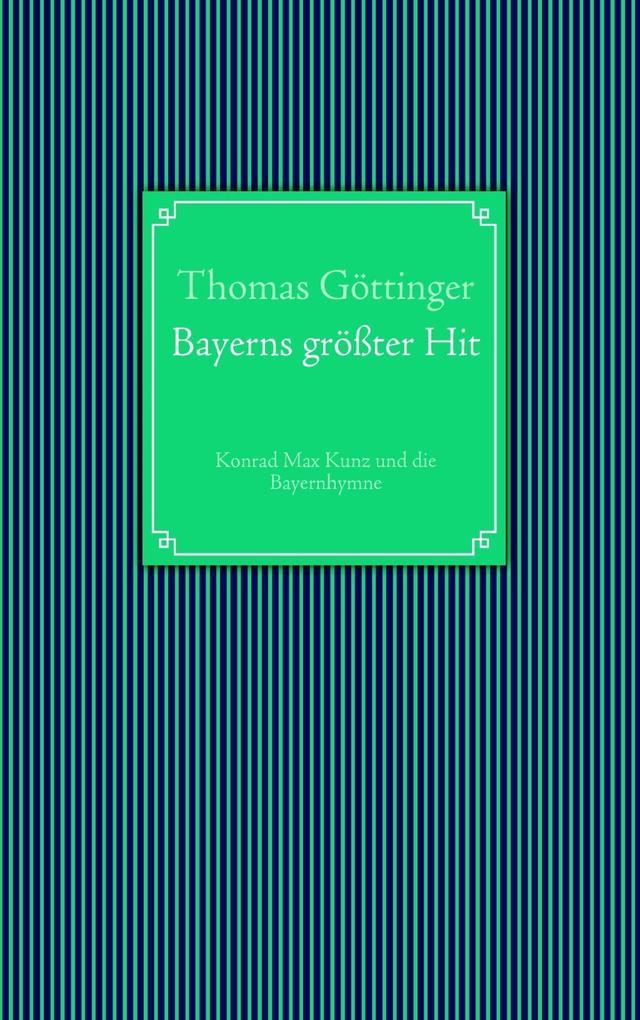 Bayerns größter Hit als eBook epub