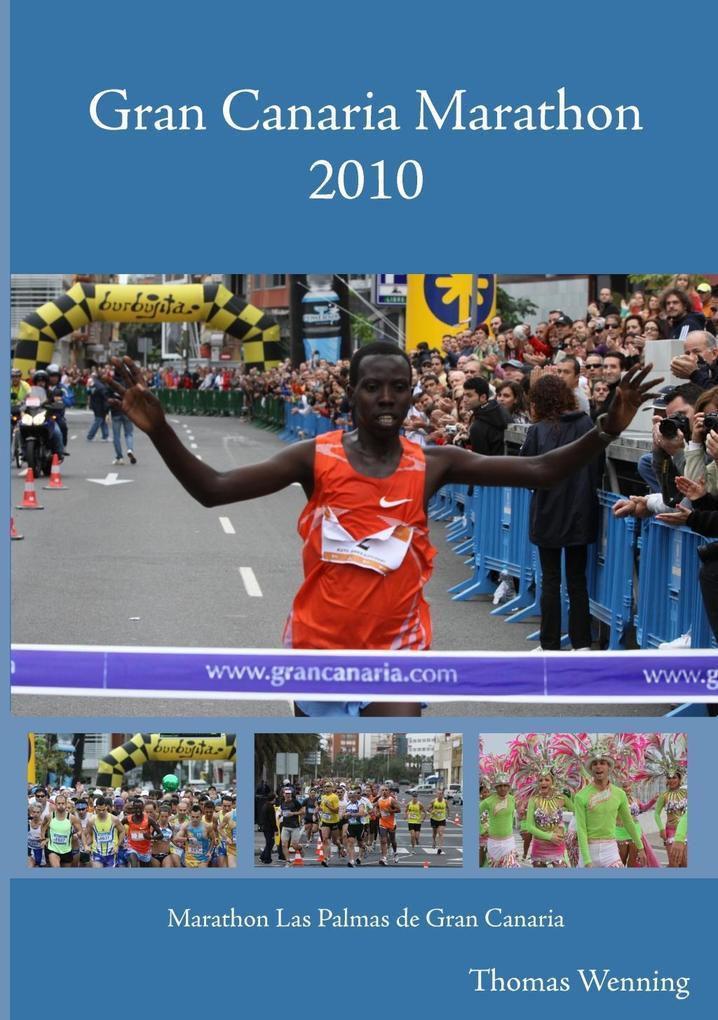 Gran Canaria Marathon 2010 als eBook epub