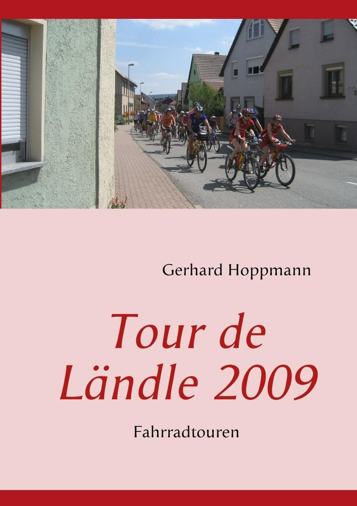 Tour de Ländle 2009 als eBook epub