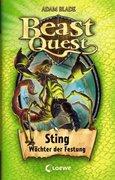 Beast Quest 18. Sting, Wächter der Festung