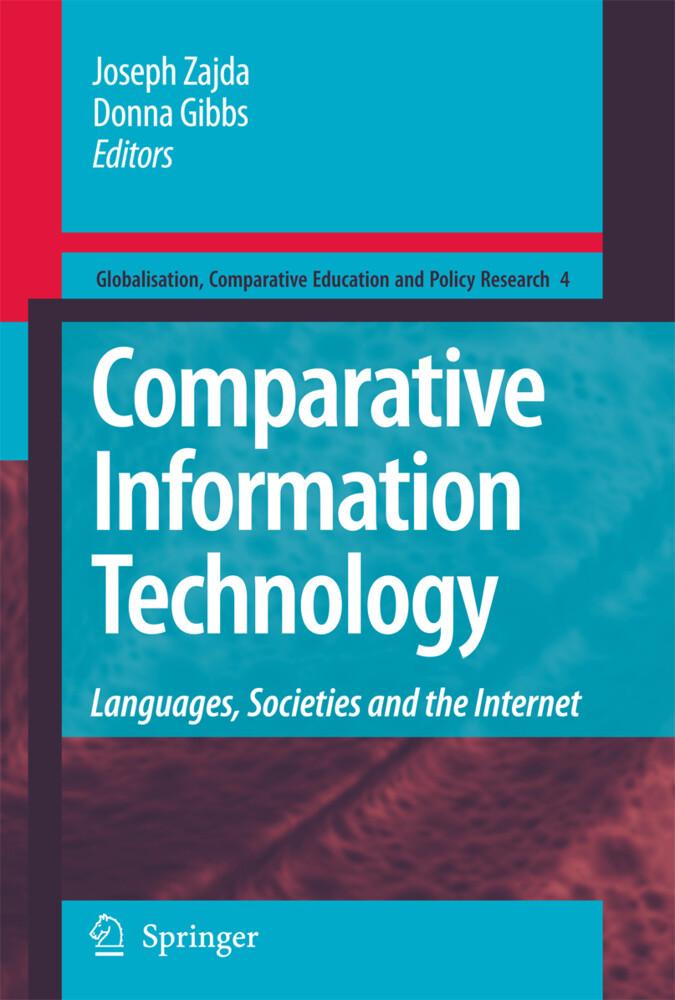 Comparative Information Technology als Buch (gebunden)