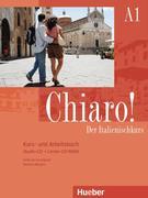 Chiaro! A1. Kurs- und Arbeitsbuch. Schulbuchausgabe