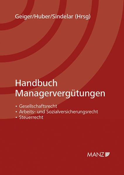 Handbuch Managervergütungen als Buch (gebunden)