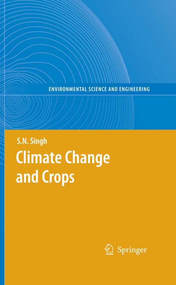 Climate Change and Crops als Buch (gebunden)
