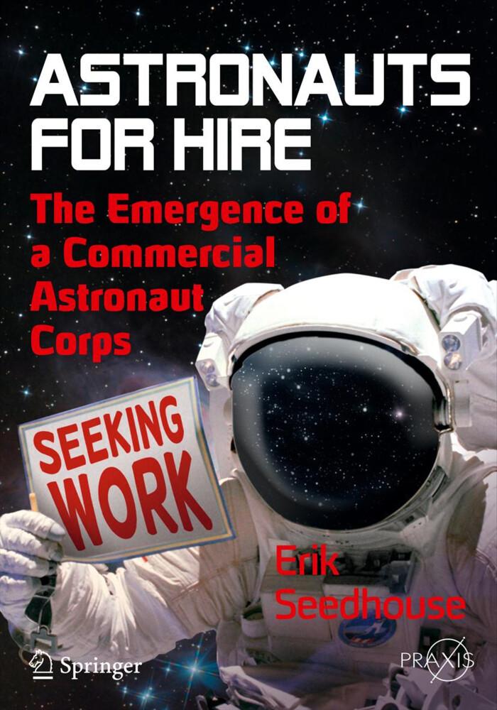 Astronauts For Hire als Buch (gebunden)
