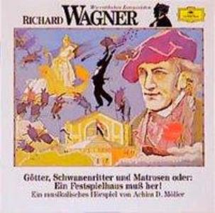 WIR ENTDECKEN KOMPONISTEN - WAGNER: GÖTTER als CD
