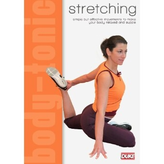Stretching als DVD