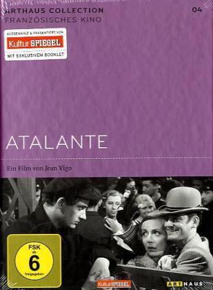 Atalante als DVD