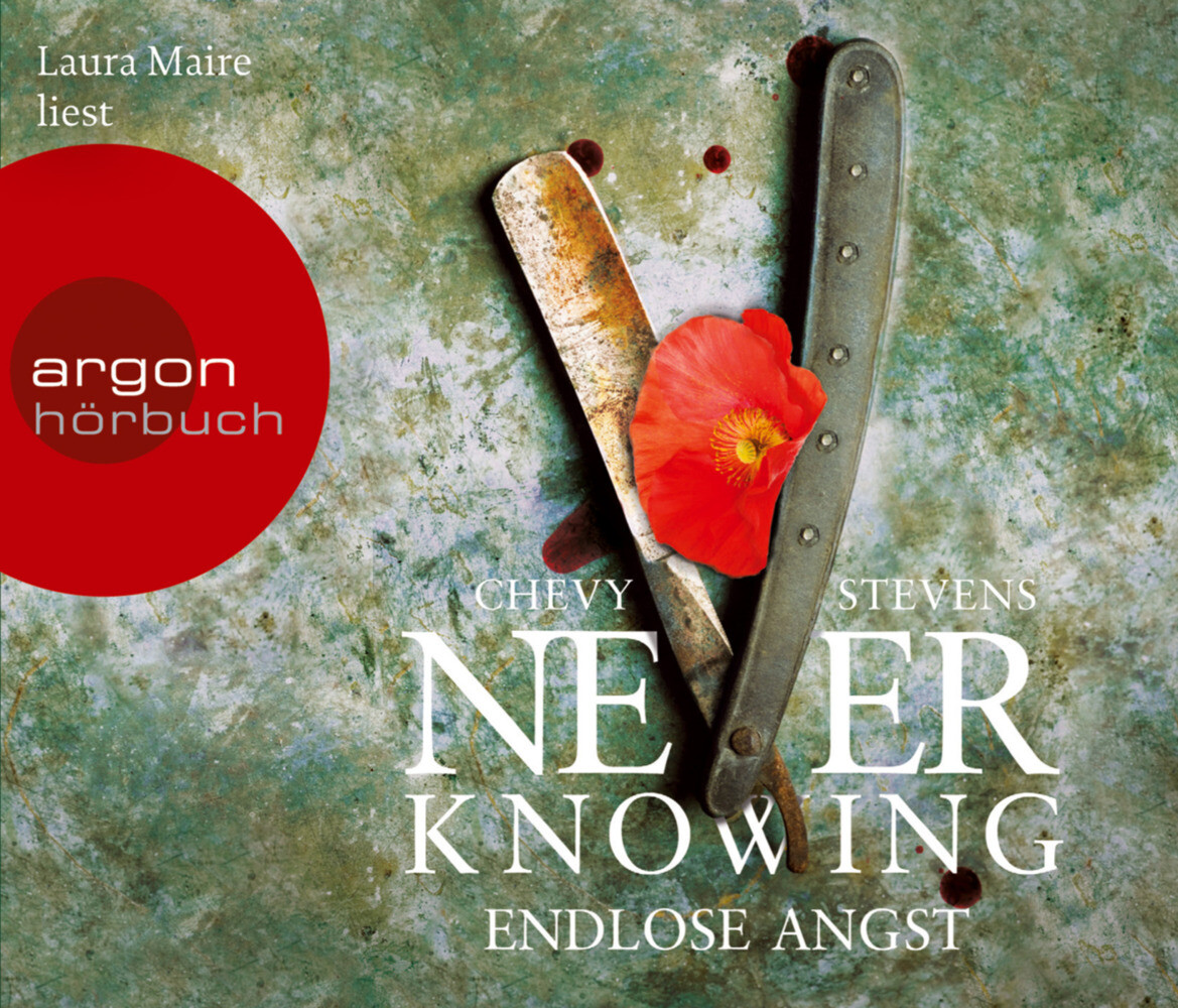 Never Knowing, 6 Audio-CDs als Hörbuch CD