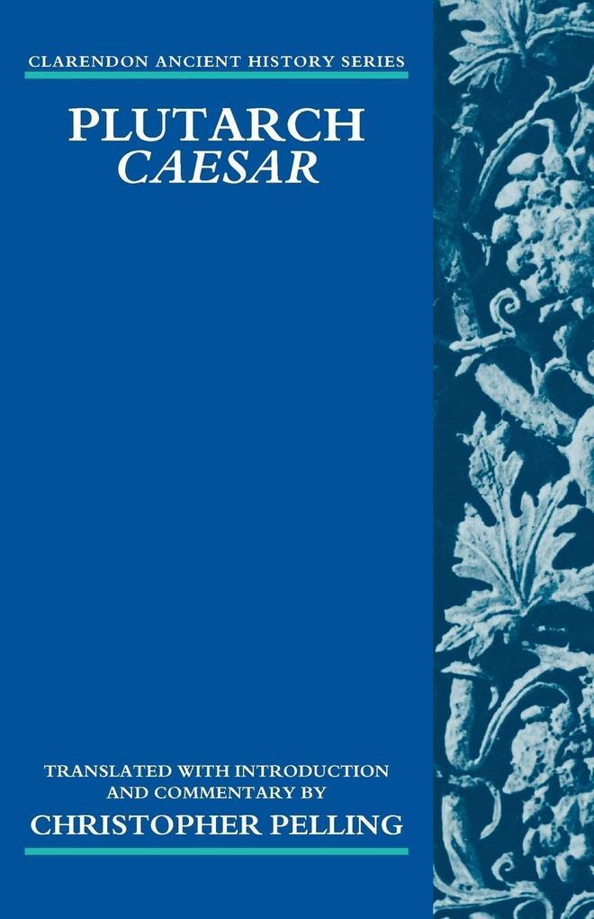 Plutarch Caesar als Taschenbuch