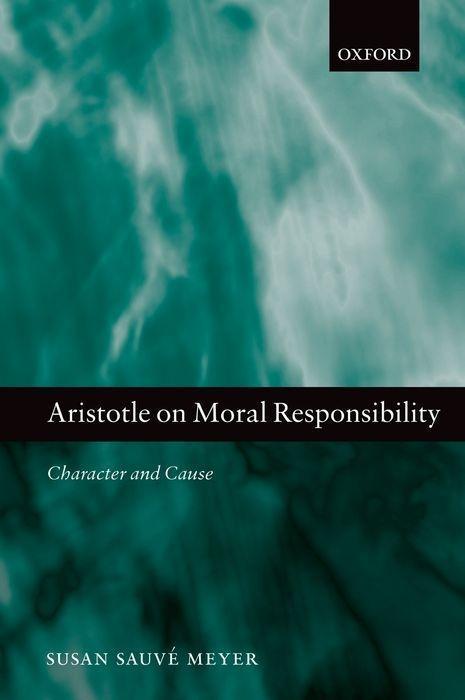 Aristotle on Moral Responsibility als Taschenbuch
