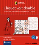 Lernkrimi-Rätselblock: Französisch-Rätsel mit Inspecteur Cliquot